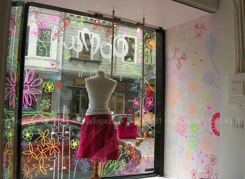 Витрина магазина одежды своими руками 111